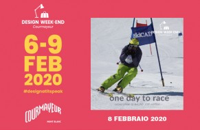 6-9 febbraio 2020: Courmayeur Design Week-end